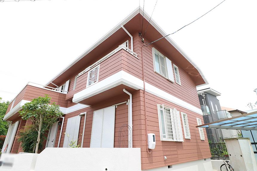 外壁・屋根の塗装工事 お客様の声 神戸市西区 M様邸 1