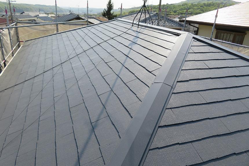外壁・屋根の塗装工事 お客様の声 神戸市垂水区 O様邸 1