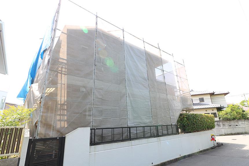 外壁・屋根の塗装工事 お客様の声 神戸市西区 M様邸 2